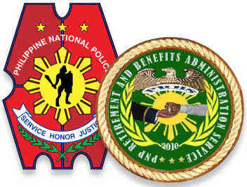PNP RETIREMENT AND BENEFITS ADMINISTRATION SERVICE Official Logo